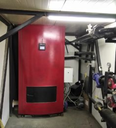 300 кВт в блочно-модульной котельной