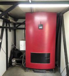 400 кВт в блочно-модульной котельной