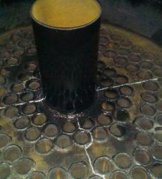 400 кВт до установки системы очистки теплообменника