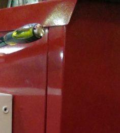 Ручка системы очистки теплообменника 50 кВт