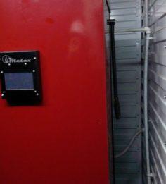 Ручка системы очистки теплообменника 80 кВт
