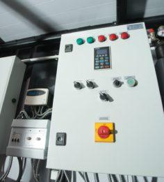 Шкаф управления насосами с преобразователями частоты
