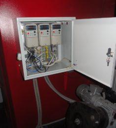 Электрический шкаф с преобразователями